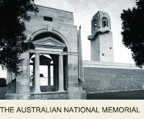 THE AUSTRALIAN NATIONAL MEMORIAL Somme France