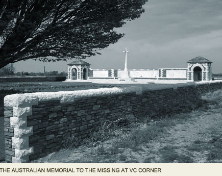 The Australian Memorial to the Missing, Ypres France