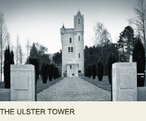 THE ULSTER TOWER Somme France